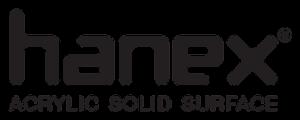 hanex-logo-kitchen-worktop-material