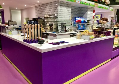 Cocoabean Company in Soar Intu Braehead in Krion Snow White (3)