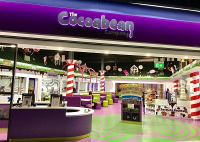 Cocoabean Company in Soar Intu Braehead in Krion Snow White