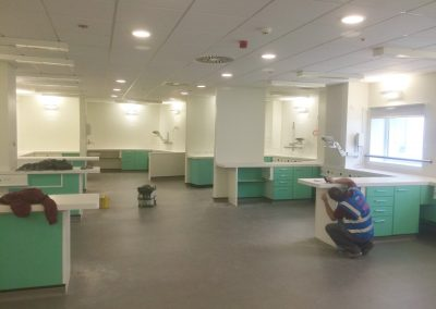 Edinburgh Royal Infirmary Neo-Natal Unit (3)