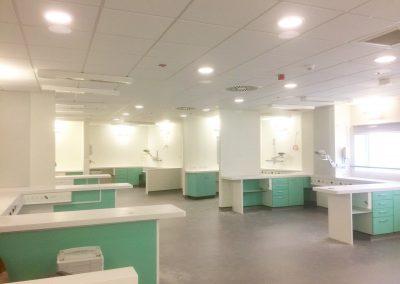 Edinburgh Royal Infirmary Neo-Natal Unit